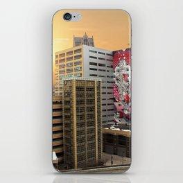 Detroit Sunrise iPhone Skin