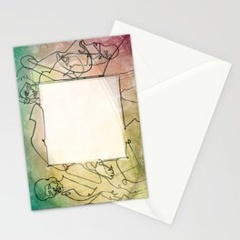 """""""The Next Day"""" by Pantheonicon Stationery Cards"""
