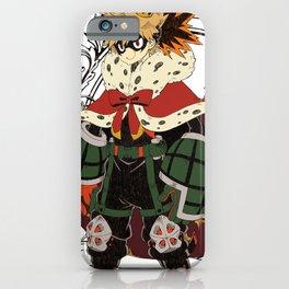 Katsuki Bakugou iPhone Case