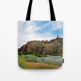 Outside Cody, Wyoming Tote Bag