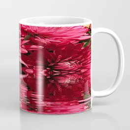 Chrysanthemum Reflections Coffee Mug
