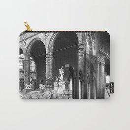 Illuminismo Di Pietra - Loggia Carry-All Pouch