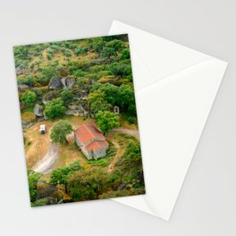 House in the Forest Stationery Cards