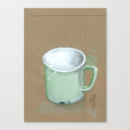 Melamine Mug » These are the things I use to define myself Canvas Print