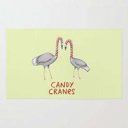Candy Cranes Rug