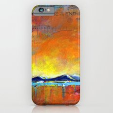 When you come to the end of the day iPhone 6s Slim Case