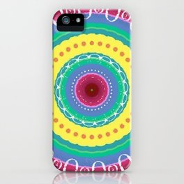 Colour of Sound iPhone Case