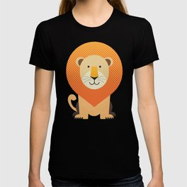 Whimsy Lion T-shirt