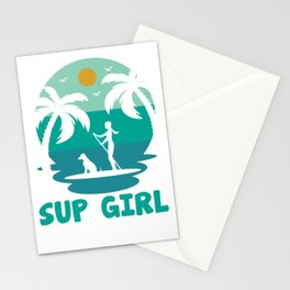 Sup Girl Stationery Cards