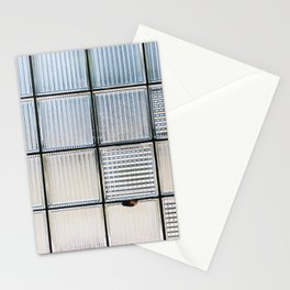 Glass Block Window Stationery Cards