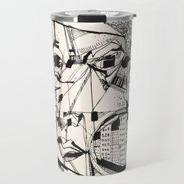 Urbanized Travel Mug