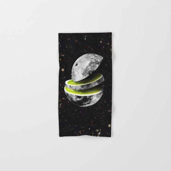 Kiwi Moon Hand & Bath Towel