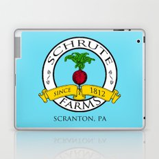 Schrute Farms | The Office - Dwight Schrute Laptop & iPad Skin