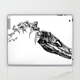 Jurassic Bloom - The Clever Girl Laptop & iPad Skin
