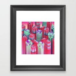 R3dlight Framed Art Print