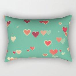 Bokehs VI Rectangular Pillow