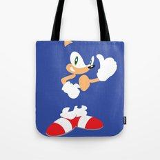 Sonic the Hedgehog - SEGA - Minimalist Tote Bag