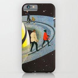 Saturn's Rink iPhone Case
