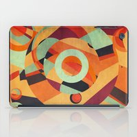 circus iPad Cases featuring Circus by VessDSign