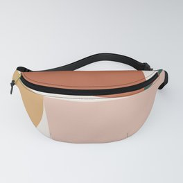 Abstract Geometric 13 Fanny Pack