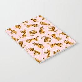 Cute tigers Notebook