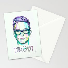 Tyler Oakley  Stationery Cards