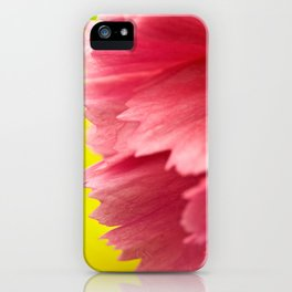 Closer Look Redux - The Flower Collection iPhone Case