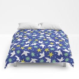 edge & peace Comforters