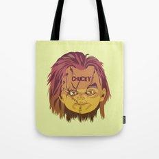 CHUCKY Tote Bag