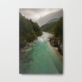 Wild Slovenia Metal Print
