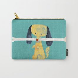 Lucky dog Carry-All Pouch