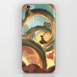 Dragon Ball iPhone Skin