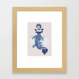 Merlocanth Framed Art Print