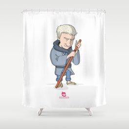 20 - ZATOICHI Shower Curtain