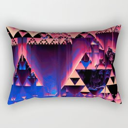 iDeal - Solar Flare 2 Rectangular Pillow