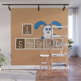 Ernest | Likes Chocolate Wall Mural