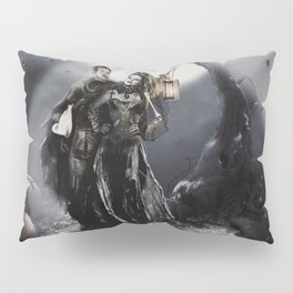 Halloween Outlaw Queen Pillow Sham