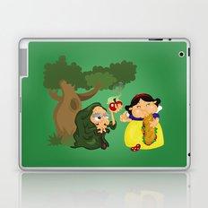 Snow White (witch) Laptop & iPad Skin
