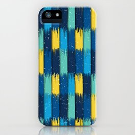 Modern Contrast 1 iPhone Case