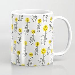 Seed of Hope (Pattern) Coffee Mug