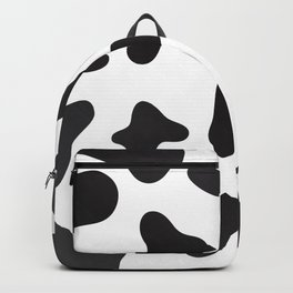 Cow Skin Texture Pattern Backpack