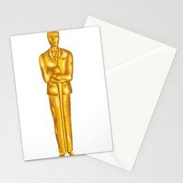 Alan Turing - Oscar Statue Stationery Cards