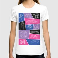 ships T-shirts featuring Ships by Dorothy Leigh