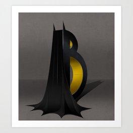 Superbet 'B' Art Print