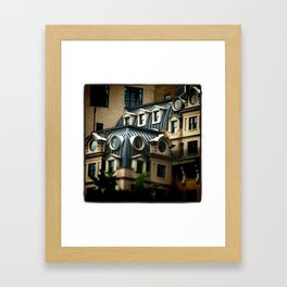 DC Detail Framed Art Print