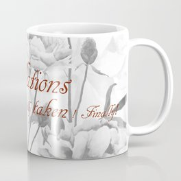 Engagement present marriage present Coffee Mug