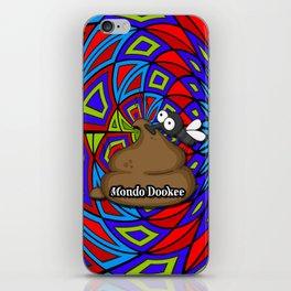 Mondo Dookee iPhone Skin