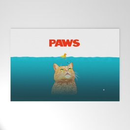 Paws! Welcome Mat