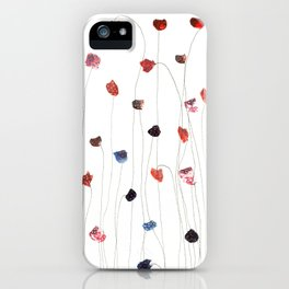 Delicate Matter iPhone Case