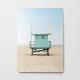 Tower 22 Metal Print